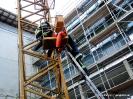 Übung Baustellenunfall