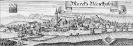 ... am 02. Juni 1666 ein Großbrand in Gangkofen wütete? Über 100 Häuser fielen den Flammen zum Opfer, am oberen Markt sollen sogar nur acht unbeschadet geblieben sein. Erst gut 200 Jahre später wurde eine Feuerwehr gegründet - für Ihre Sicherheit! (Foto: Gangkofen um 1723, Quelle: http://www.gangkofen.de/index.php?id=0%2C82)